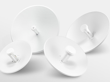 Incorporating a dish reflector design with advanced technology, the PowerBeam™ is the latest generation of Ubiquiti Networks® airMAX® CPE for customer locations.…